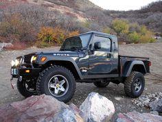 AEV Brute Jeep Wrangler TJ Conversion