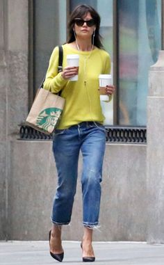 Katie Holmes from The Big Picture: Today's Hot Pics | E! Online