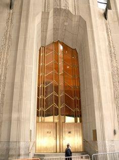 Art Deco Building -