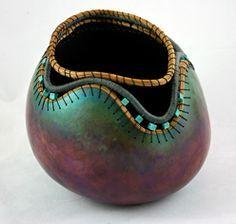 Grace Swanson   http://gourdsbygrace.com/