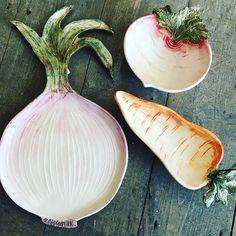 34 vind-ik-leuks, 3 reacties - Tallulah Fox (@tallulahfoxpetworth) op Instagram: 'Our Veggie patch . New Arrivals Virgina Casa  hand made bowls & platters #Tallulahfox…'