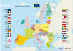 Exhaustive Map Of The Eu Europian Map Europe Map Ad 1400 Map Of Europe 44 Bc Europe 1600 Religion Map Historical Maps Of Europe Map Of Europe History Countries Europe, Countries Of The World, European Countries, Europe Facts, Romania Map, Europe Day, Democracy And Human Rights, Europe Street, Poland Germany