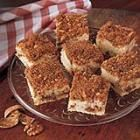 Coffee cake. Breakfast can't get here fast enough! :)