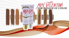 Help launch a brand new line of #makeup for #women of color. Receive up to 6 bottles of #foundation for your contribution.