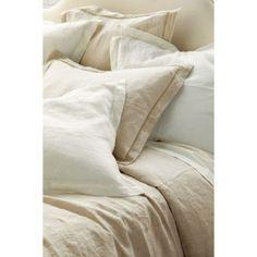 Washed Linen Duvet | European-Inspired-Home Furnishings | Ballard Designs