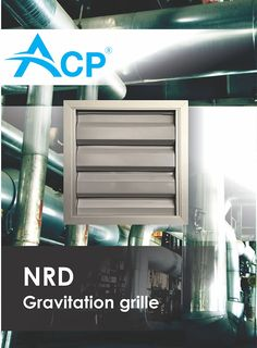 Gravitation grille NRD Air Supply, Ventilation System, Conditioner, Home Appliances, Products, House Appliances, Appliances, Gadget