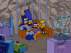 The Simpsons Couch Gags