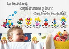 La Multi Ani,copil Frumos Si Bun!Copilarie Fericita! Kids Rugs, Motto, Baby, Animal, Google Search, Happy Birthday, Kid Friendly Rugs, Baby Humor, Animals