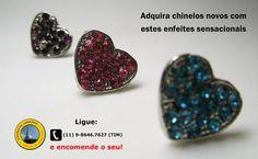 Enfeites para chinelos - www.facebook.com/chinelosjaragua