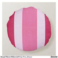 "Round Throw Pillow (16"") Target Throw Pillows, Purple Throw Pillows, Soft Pillows, Outdoor Throw Pillows, Bed Chair Pillow, Cuddle Pillow, Blush Pink Throw, Round Pillow"