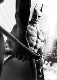 #Batman : Arkham City