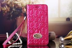 Coach Samsung Galxy S8 Cases Covers Rose :: Coach Galxy S8 Cases Covers Sleeve Coque Fundas Capa Para