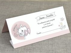 Mapa bani pisicile aristocrate 5726 Place Cards, Place Card Holders