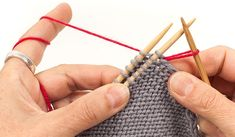Join Knitted Parts – Part Knitting and Decapping Together – socken stricken Foundation, Easy Knitting, Fingerless Gloves, Arm Warmers, Diy, Ainsi, Connect, Clothing, Scarves