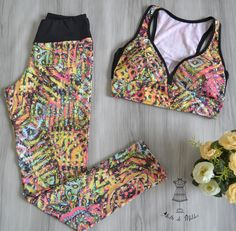 Curso de Moda Fitness Baby Dress Design, Dress Sewing Patterns, Athletic Outfits, Bra Tops, Sports Women, Diy Clothes, My Outfit, Stretch Fabric, Tie Dye