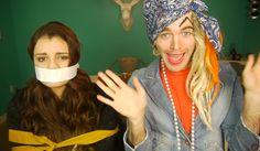 Shananay Kidnaps Rebecca Black!