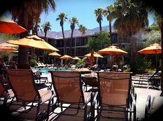 thrifty chic LA:  Palm Springs...a weekend getaway.