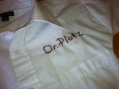 Pretend Play Doctor's Coat Tutorial!