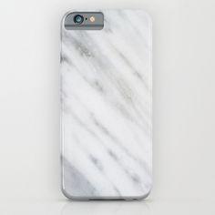 Carrara Italian Marble iPhone 6 Case