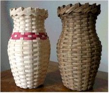 Vase BasketBy Juliana Deen