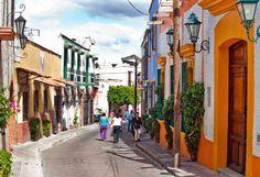Tequisquiapan, Querétaro, México, Pueblo Mágico.