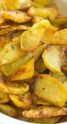 Grandma's Roasted Potatoes