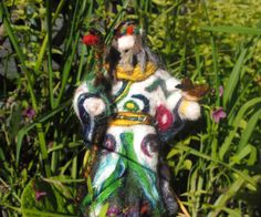 Irish Druid Needle Felted Figure by FollowTheForest on Etsy Celtic Nations, Irish Traditions, Needle Felting, Fairy Tales, This Or That Questions, Etsy, Fairytail, Adventure Movies, Fairytale