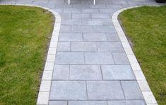 Paver Patterns, Backyard, Patio, Front Yard Landscaping, Pathways, Deco, Sidewalk, Landscape, House