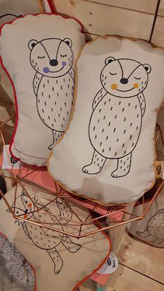 Studio Juhu!_Cushions - Christmas Artmarket 2015, Ljubljana, Slovenia