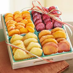 California Grown Dried Fruit Tray Gift