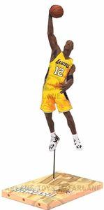 NBA Series 22 Action Figure Dwight Howard Yellow Jersey