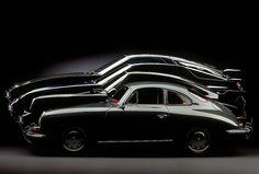 Porsche 356 / Porsche 964 Turbo / Porsche 968 / Porsche 928 GTS (by Auto Clasico)
