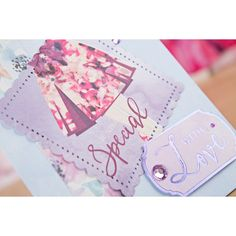 Kanban Joli Femme Papercraft Collection with Acetate and Sentiments Set - 88 Pieces Kanban Crafts, Create And Craft, Projects To Try, Card Making, Collection, Handmade Cards, Cards To Make, Letter Crafts