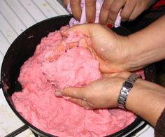 Pasta modellabile (Didò) fatta in casa. – Tina Festa