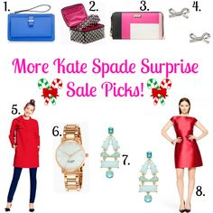 Kate Spade Surprise Sale in Perfect Time for the Holidays!