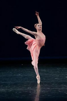 Sara Mearns / New York City Ballet