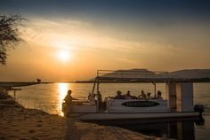 Mvuu Lodge Boats, Celestial, Sunset, Outdoor, Sunsets, Outdoors, Boating, Ships, Boat