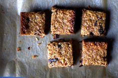 I know, I know, I just talked up granola bars last September. Waxing on about granola bars twice in six months is just weird, right? I can't help it, I honestly don't remember last Sept…