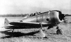 """Nakajima Ki-44 Shoki """"Tojo"""" dedicated interceptor"""