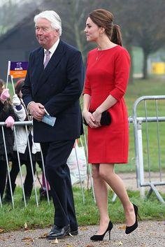 Kate Middleton le 25/11/14