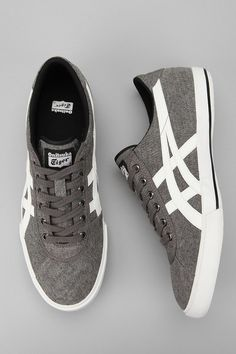 Asics Rotation 77 Chambray Sneaker - Urban Outfitters