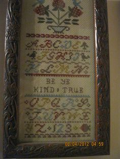 Sampler by Jo-Ann Whitcomb