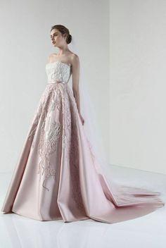 Featured Dress: Basil Soda; Wedding dress idea.