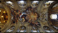 Church of the Gesù – Rome, Italy