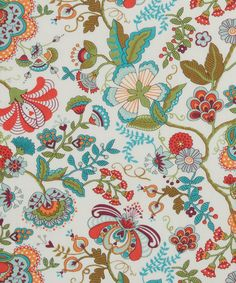Liberty Art Fabrics Mabelle J Tana Lawn | Tana Lawn by Liberty Art Fabrics | Liberty.co.uk