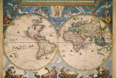9 history-changing maps you can buy right now