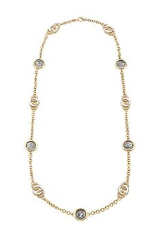 Bvlgari <3 Authentic Ancient-Roman Bronze Coins in Yellow Gold & Diamond Necklace