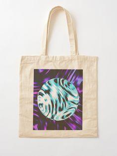 """The BillJewels No.03"" Cotton Tote Bag, print design by Asmo Turunen. #design #totebag #shoppingbag #kestokassi #kangaskassi #atcreativevisuals"