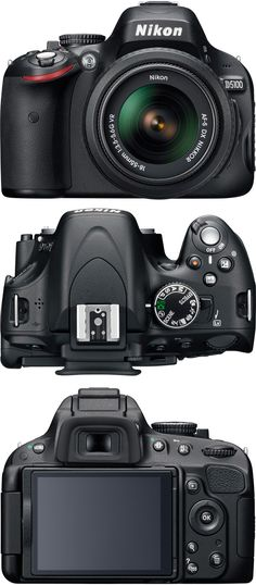 Nikon D5100 - I really want one of these so I can film shorts and also so I'll have a second camera for weddings