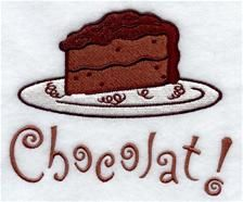 Machine Embroidery Designs at Embroidery Library! - Chocolate Lovers